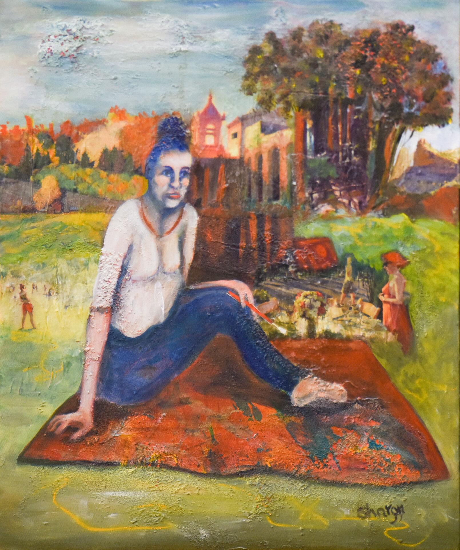 Harris Sharon - A Divided Self
