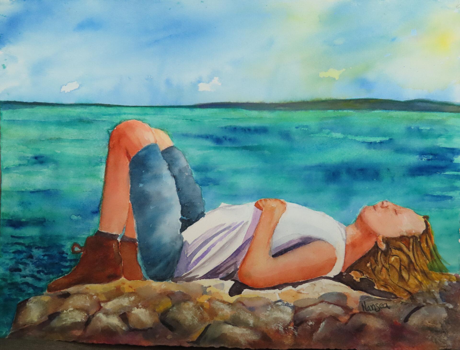 Wright Nancy - On the Rocks