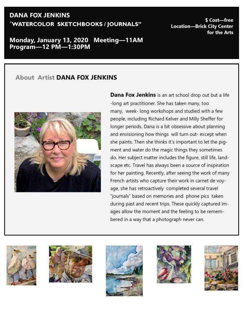 Dana Fox Jenkins